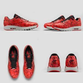 Nike Air Max Mujer Floreada