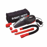 Aspiradora Para Auto 12v Accesoris Black And Decker Av1500la