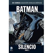 Colección Dc Salvat - Batman Silencio 1 Y 2