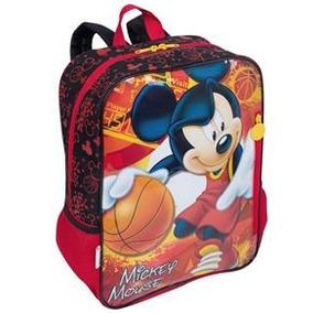 Mochila Grande Mickey 16m Sestini