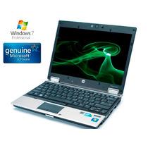 Notebook Hp Elitebook 2540 Core I7 2.13ghz 4g Ssd 160g