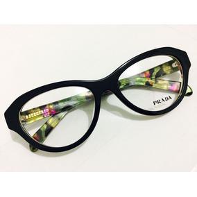 Armacao Oculos Madreperola De Grau Prada - Calçados, Roupas e Bolsas ... a0640be60e