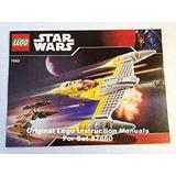 Juguete Instruction Manuals For Lego Star Wars Set #7658 &q
