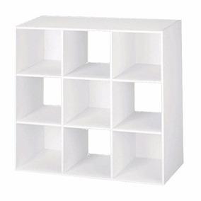 Organizador Biblioteca - 9 Cubos - 90x90x25