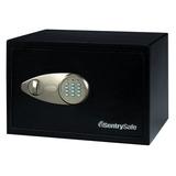 Sentrysafe X055 Caja De Seguridad, 0.5 Pies Cúbicos, Negro