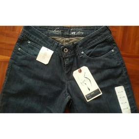 Pantalon Levis Original De Dama Bold Curve Skinny Talla 27