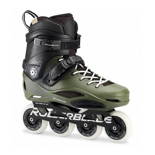Patins Inline Rollerblade Rb 80 - Roller Urbano Freestyle