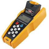 Trena Digital Medidor De Distância Ultrassônico Laser 5 Em 1