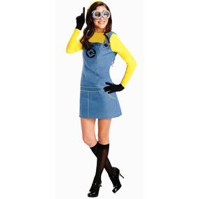 Disfraz Importado Para Adulto De Minions