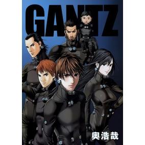 Mangá Gantz Todos Os Volumes 1 Ao 37 Coleção Digital Pdf