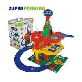 Posto Garagem Lava Rapido Super Parking Frete Grátis Oferta