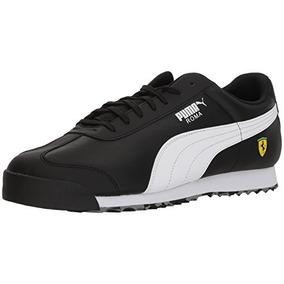 Zapatillas Puma Hombre Ferrari Roma, Puma Negro-puma Blanco,