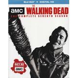 The Walking Dead Temporada 7 Siete Importada Serie Blu-ray
