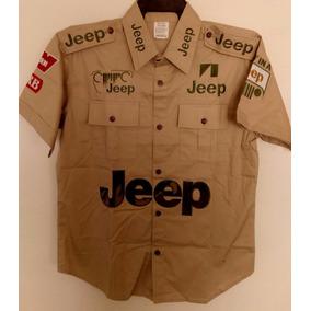 Camisas Escuderia F1 Jeep Nascar Autos Jeep Formula 1