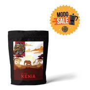 Cafe De Especialidad Tostado Kenia En Grano O Molido -1/4 Kg
