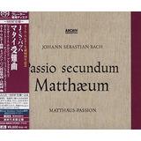 Sacd : Karl Richter - J.s. Bach: Matthaus-passion. Bwv244...
