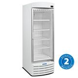 Freezer Vertical Porta De Vidro Vf50f - 497l Metalfrio