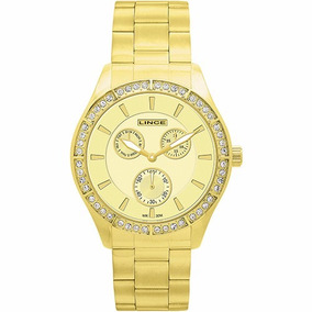 Relógio Lince Lmg4081l Com Nota Fiscal