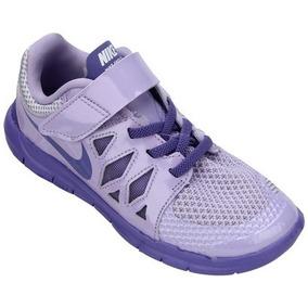 Tenis Nike Free 5 Tdv Para Niña Num 15 Y 16