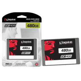 Ssd Servidor Kingston Sedc400s37/480g Dc400 480gb Sata Iii