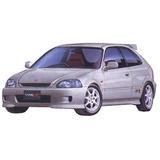 1/24 Escala Honda Civic Typer Late Ver (modelo De Coche) Fuj