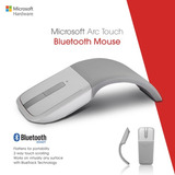 Mouse Microsoft Arc Touch Bluetooth Facturado