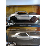 Chevrolet Camaro Rapido Y Furioso Nº9