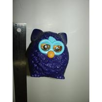 = Mc Donalds = Furby Roxo Oculos Azul Claro 2014