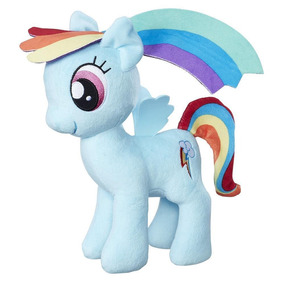 My Little Pony Peluche Rainbow Dash