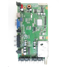 Placa Principal De Tv T.vst26.7a 10093