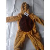 2 Macacoes Infantil Urso Bichinho Muito Quente - Tam 1