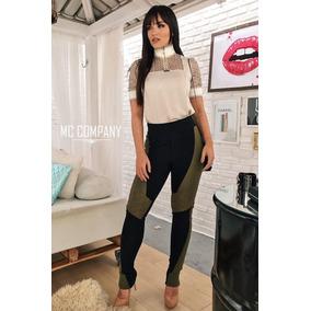 Calça Fuseau - Mc Company Moda Feminina