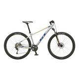 Bicicleta Gt Avalanche Comp 29 2018 Grey Talle M