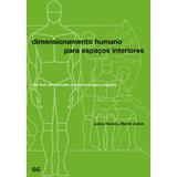 Dimensionamento Humano Para Espacos Interiores - Gg