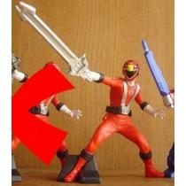 Bandai Power Rangers Engine Sentai Go-onger Rpm Gashapon