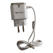 Cargador Rápido 3.1 Amper Cable Micro + 2 Usb Carga Rápida