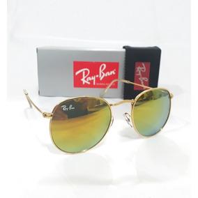 Oculos Feminino Espelhado Ray Ban Round - Óculos em São Paulo no ... 4ac5ef4c41