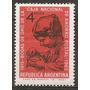 Argentina 701 Gj 1296 Caja Nacional Ahorro Postal Año 1965