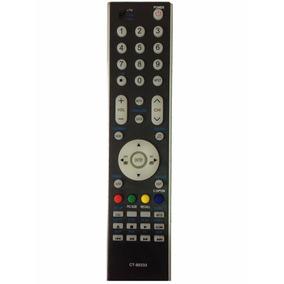 Controle Remoto Tv Lcd Led Semp Toshiba Ct-90322 Ct-6360