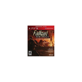 Fallout New Vegas: Ultimate Edition Greatest Hits Ps3