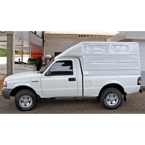 Cpca020 - Capota De Fibra Carga Alta P/ Ranger Cab. Simples