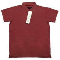 Camisas Gola Polo Calvin Klein Original 100%algodão Lavada