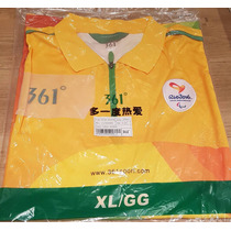 Camisa Uniforme Rio 2016