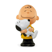 Boneco Charlie Brown Snoopy Brinquedo Mc Donalds Lacrado Nov