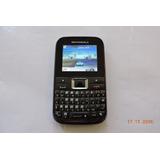 Motorola Ex109 Câmera 2mp Dual Chip Bluetooth Bateria Fraca