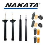 Kit 4 Amortecedores Dianteiros E Traseiros Gol G3 G4 -nakata