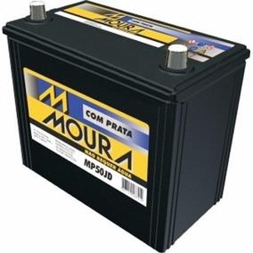 Bateria 50ah Moura Honda,civic,crv,hyundai Frete Grátis