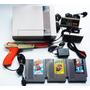 Consola Nintendo Nes Mario 1, 2 Y 3 Garantia Retromex Tcvg