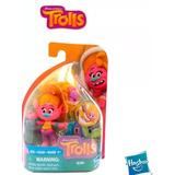 Trolls Aproximadamente 8cm Muy Buen Material De Hasbro