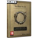 Elder Scrolls Online - Gold Edition - Pc - Entrega Hoy